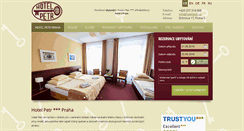 Preview of hotelpetr.cz