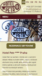 Mobile Preview of hotelpetr.cz